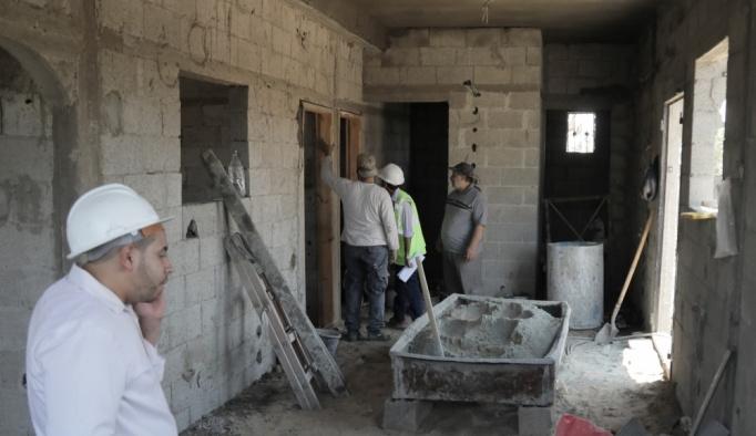 TİKA'dan Gazzeli engellilere destek