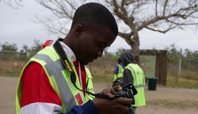 TİKA'dan Mozambikli öğrencilere destek