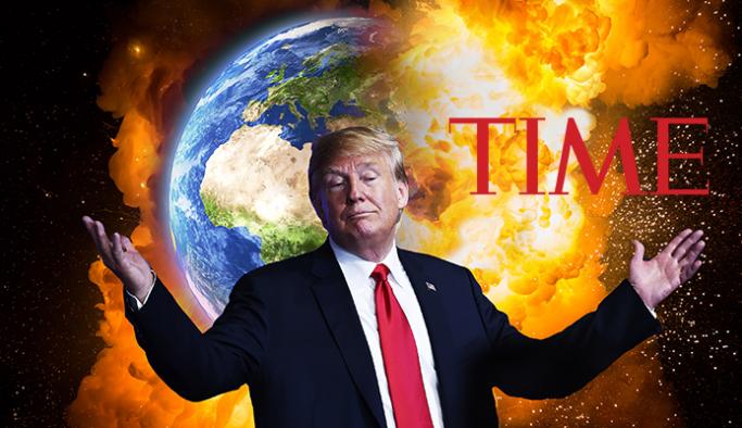 Time: ABD, ekonomik savaşı kaybediyor