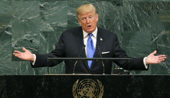 Trump: Suriye'de kimyasal silah kullanılırsa harekete geçeriz