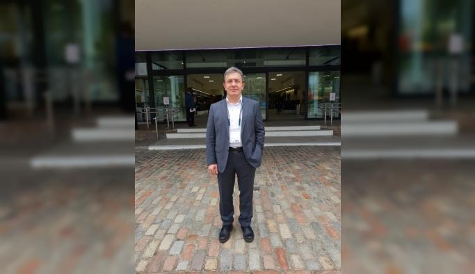 Türk bilim adamı FEPS'nin Genel Sekreteri oldu