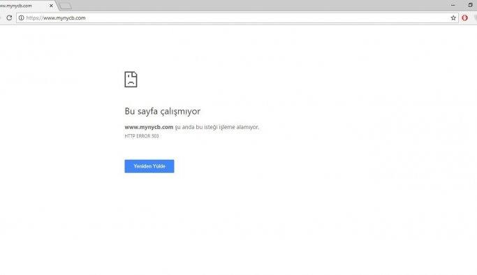 Türk hacker grubu New York Community Bank sitesini hackledi