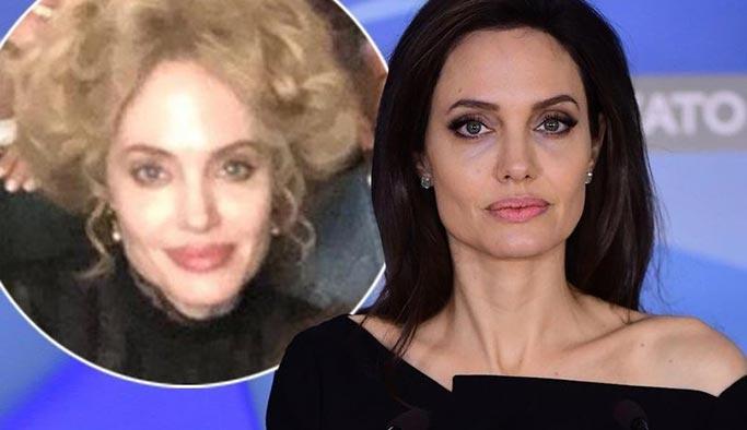Angelina Jolie'nin değişimi şaşırttı