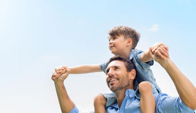 Babalar için en güzel sözler, babalar günü mesaj