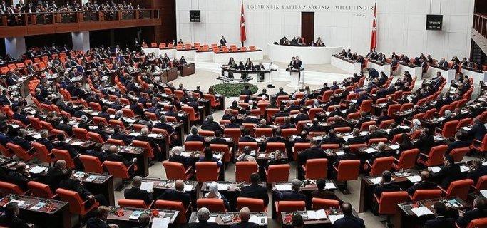 Bütçe tasarısı Meclis'te