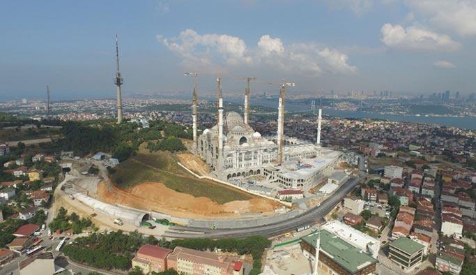 Çamlıca Camii'ni yapan firma konkordato ilan etti