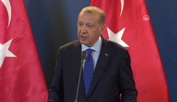 Başkan Erdoğan'dan Suudi Gazeteciye dair çok önemli açıklama