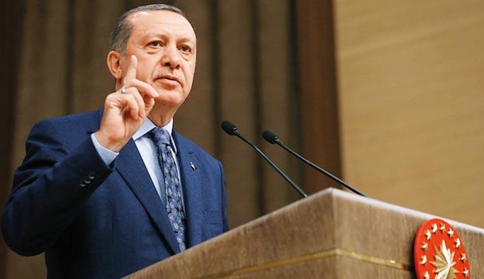 Erdoğan'dan Suudi Arabistan'a tepki