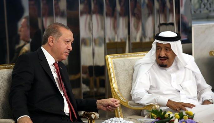 Erdoğan Kral Selman ile görüştü, itiraf geldi