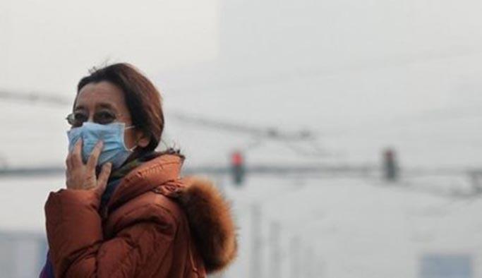 Hava kirliliği ve taşıt gürültüsü kalp krizi riskini artırıyor