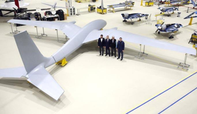 İnsansız savaş uçağımızın ilk görüntüleri ortaya çıktı