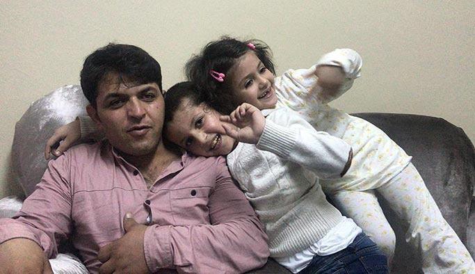 Irak'ta sahipsiz kalan 2 Türk çocuğu ailelerine kavuştu