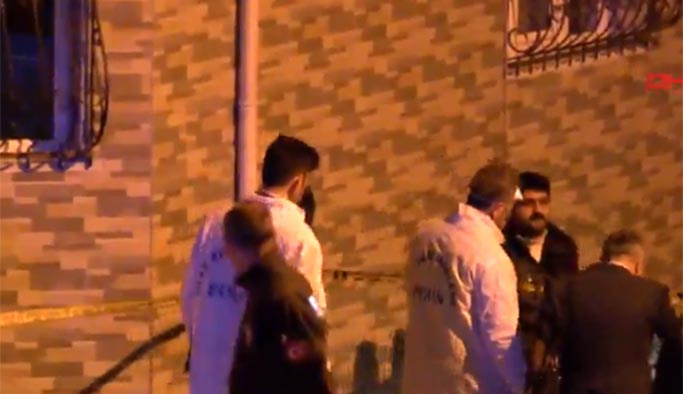 İstanbul'da dehşet, ailesini katletti