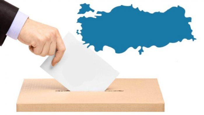 En son yerel  seçim anketi
