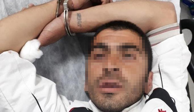 Kadıköy'de firari dehşeti, çok sayıda yaralı var