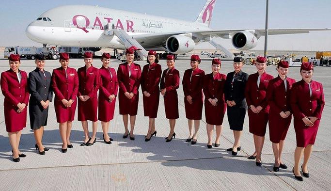 Katar Havayolları Türkiye'den personel alımı yapacak, işte şartlar
