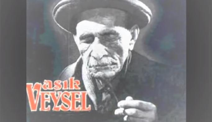 Kıyafetleri nedeniyle Ankara'ya alınmayan Aşık Veysel 125 yaşında