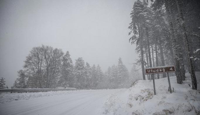 Marmara'ya mevsimin ilk karı düştü, İstanbul'a kar ne zaman gelecek?