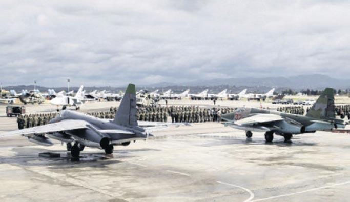 Rusya: ABD hava üssümüze saldırdı