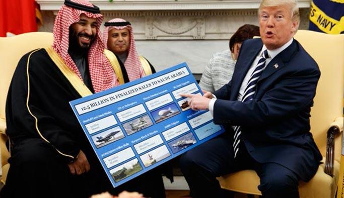 Suudi Arabistan'a tuzak kuruldu - Yorum