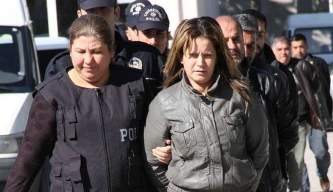 Testereli çete lideri kadın özel operasyonla yakalandı