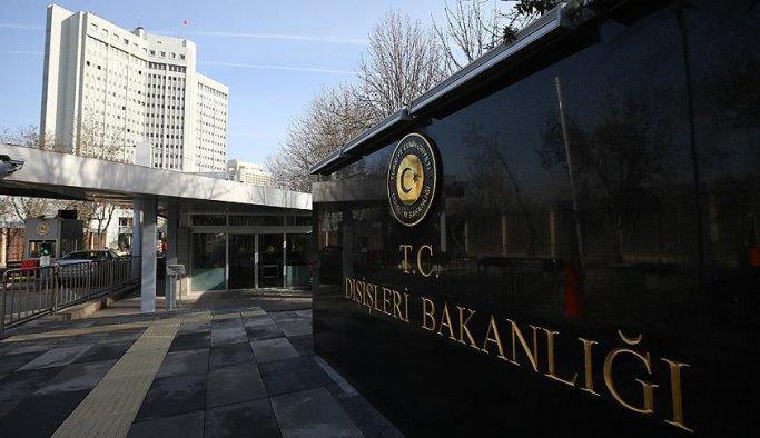Türkiye Yunanistan'ı kınadı