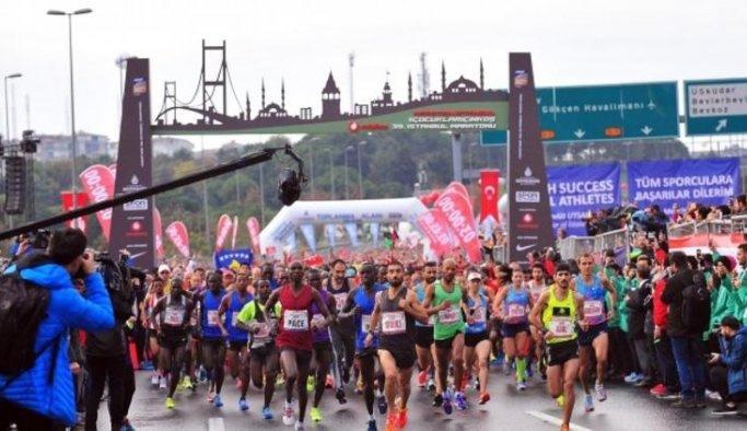 Vodafone İstanbul Maratonu hazırlıkları tamamlandı - Vodafone 40. İstanbul Maratonu ne zaman?