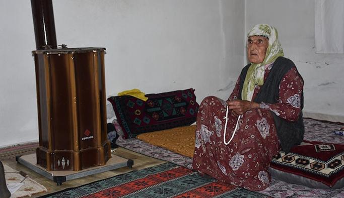 114 yaşındaki nine: Ölmeden Erdoğan'ı görmek istiyorum