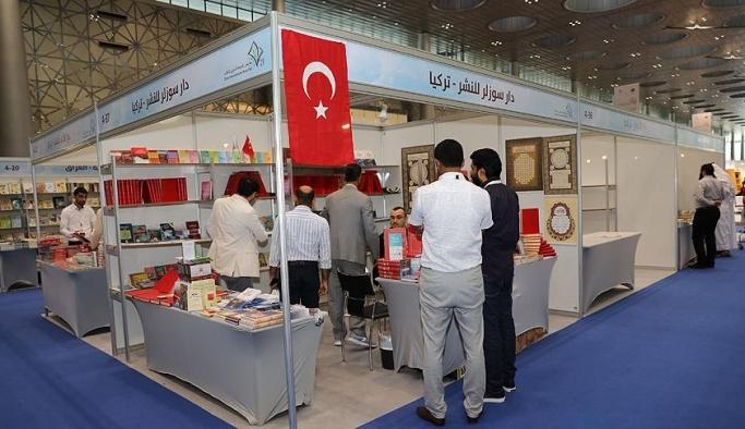 29. Uluslararası Doha Kitap Fuarı açıldı