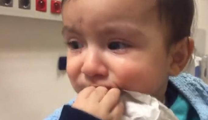 8 aylık bebek sokağa bırakıldı