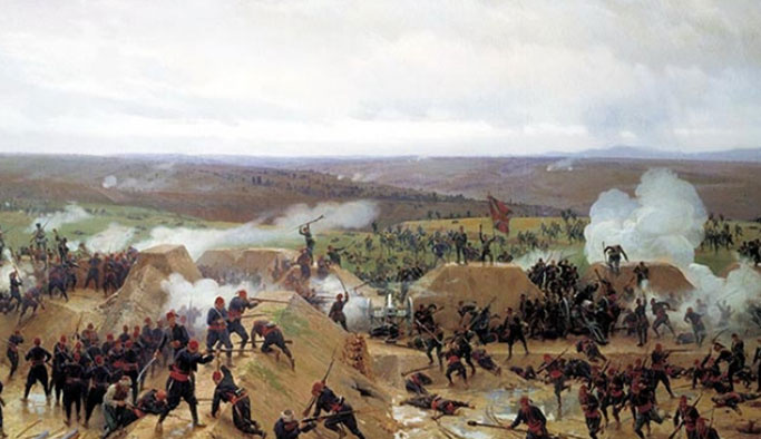 93 Harbi (1877-78 Osmanlı-Rus Harbi) hangi cephelerde yapıldı?