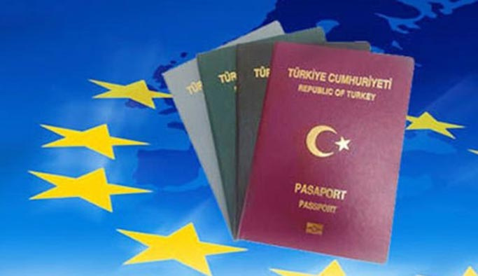 AB'den vize serbestisi açıklaması