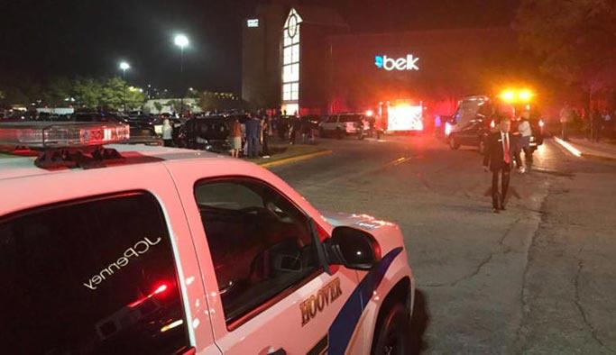 ABD'de alışveriş merkezine saldırı!