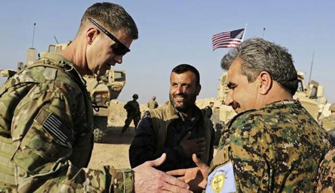 ABD'den çocuk kandırır gibi YPG açıklaması