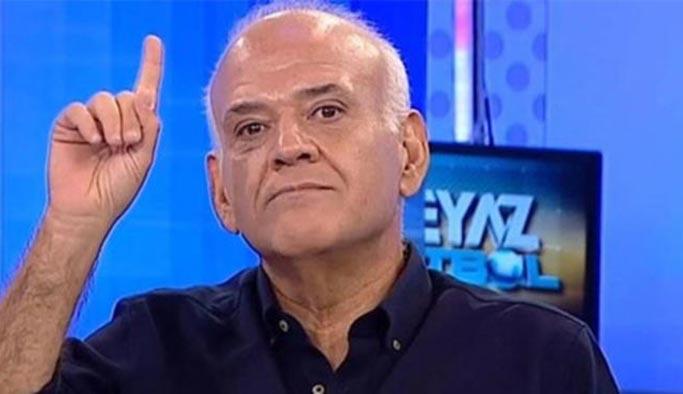 Ahmet Çakar'dan Hasan Şaş'a ağır sözler