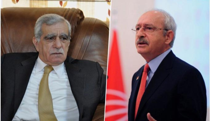 Ahmet Türk, Kılıçdaroğlu ile gizli görüşmeyi anlattı