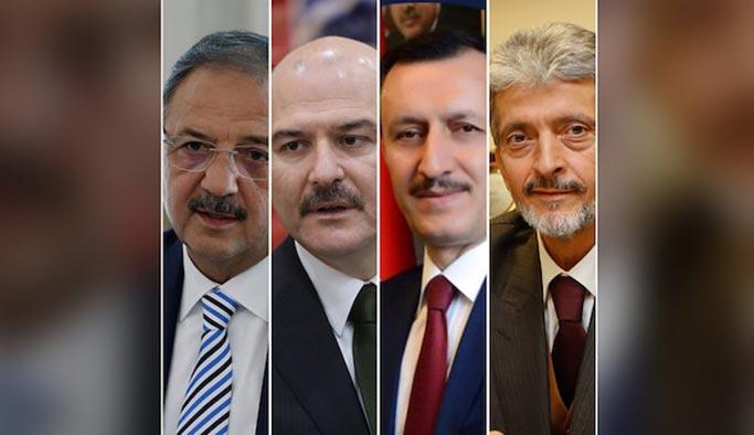 AK Parti'de Ankara için 4 isim öne çıkıyor
