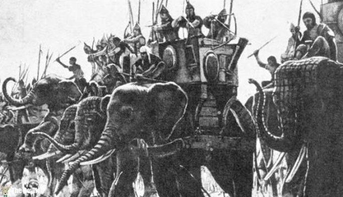 Ankara Savaşı öncesi Timur ve Yıldırım Bayezid'in mektuplaşmaları