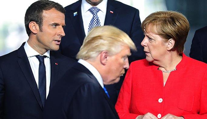 Avrupa ABD'den kurtulmak istiyor, Trump çok kızdı, kavga büyüyor