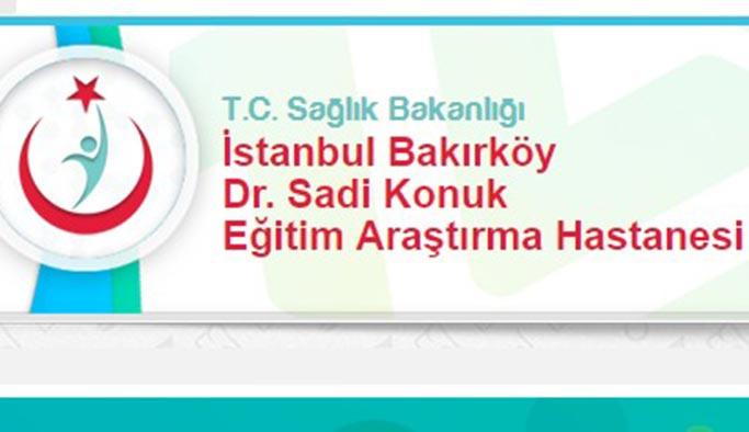 Bakırköy Sadi Konuk Devlet Hastanesi Randevu Alma