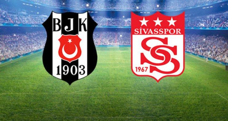 Beşiktaş'ta 3 dakikada 2 gol