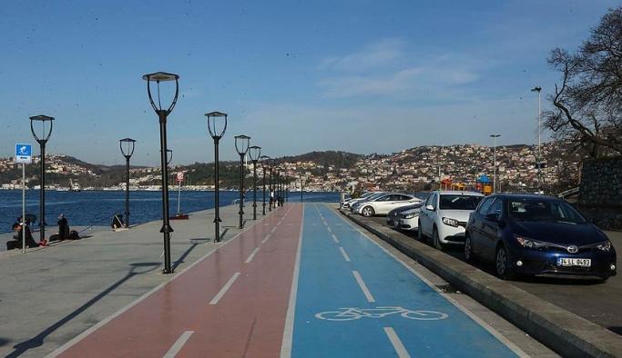 Bisiklet ve yürüyüş yolu zorunlu hale geliyor