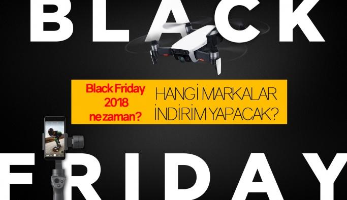 Black Friday ne zaman başlıyor? Black Friday 2018 hangi markalar indirimi yapacak?
