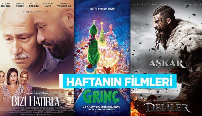 Bu hafta 3'ü yerli 7 film vizyona girecek