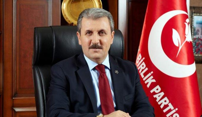 Büyük Birlik Partisi'nden AK Parti ve MHP'ye çağrı