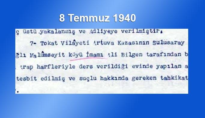 'Belediye köpeğini zehirleyerek Türklüğü tahkir etmiştir'