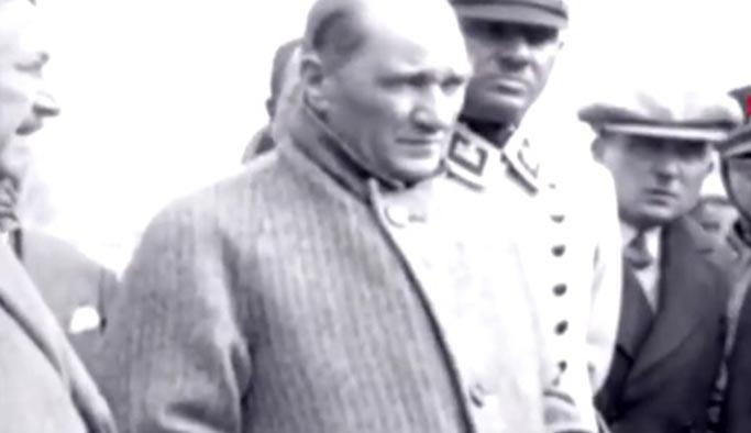 Erdoğan'dan Atatürk'e özel instagram paylaşımı