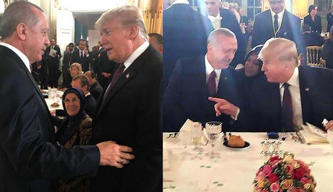 Erdoğan ile Trump görüşmesi gerçekleşti