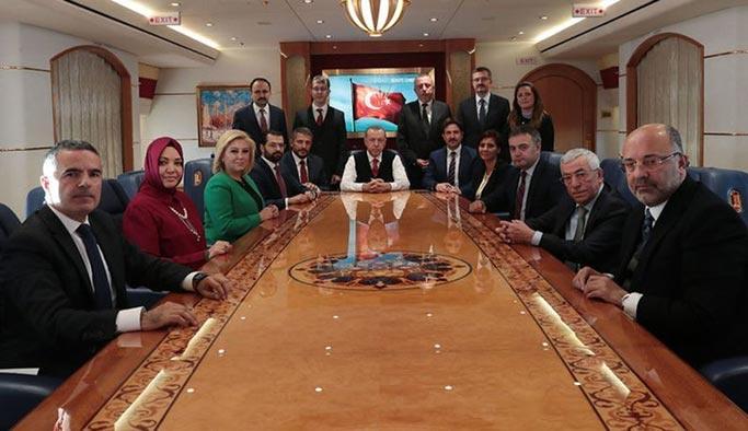 Erdoğan ses kaydını dünya liderlerine dinletti