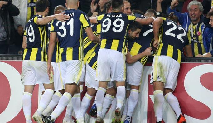 Fenerbahçe 7 hafta sonra nihayet kazandı